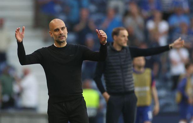 Pep Guardiola has been slammed for his Champions League final tactics
