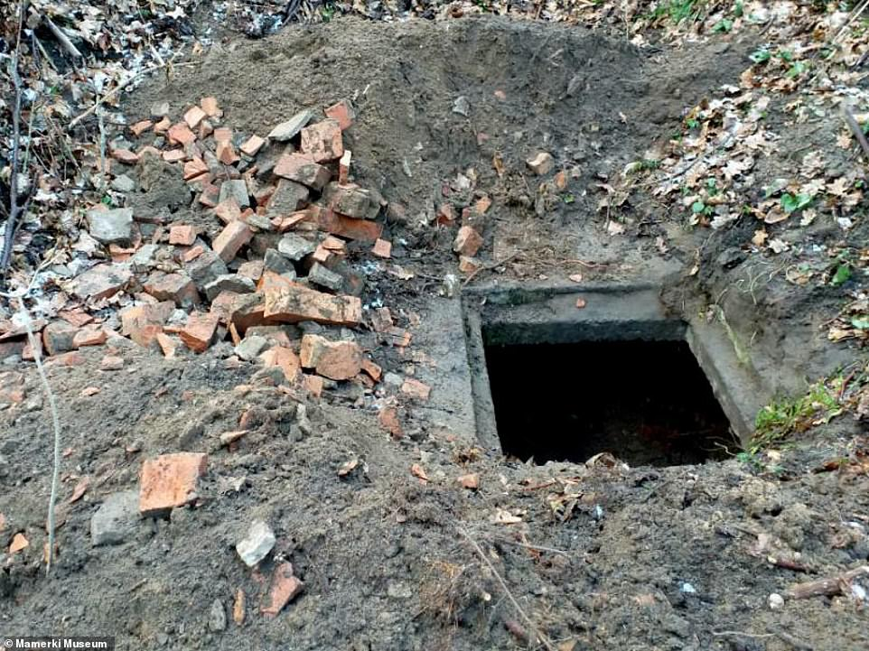 A secret network of WWII tunnels thought to contain the long-lost Amber Room or other wartime treasures has been discovered at the site of Nazi Germany's former eastern army HQ