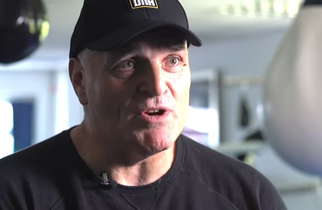 John Fury fears an upset could be on the cards when his son fights Deontay Wilder for a third time