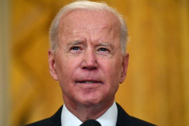 Plan championed by Biden wins wide support