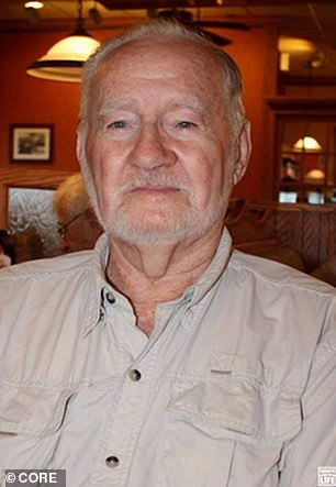 Cecil Lockhart of Welch, West Virginia, 95 (pictured), became the oldest organ donor ever in the U.S. after he passed away on May 4 and his liver was transplanted into a woman in her 60s