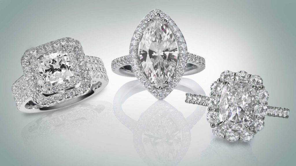 What Types of Engagement Rings are Available?