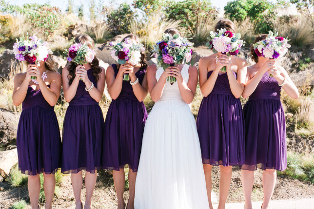 The bride's requests angered one bridesmaid
