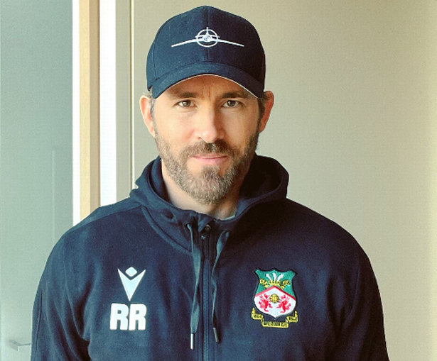 Reynolds (pictured) and McElhenney made the decision to sack Keates