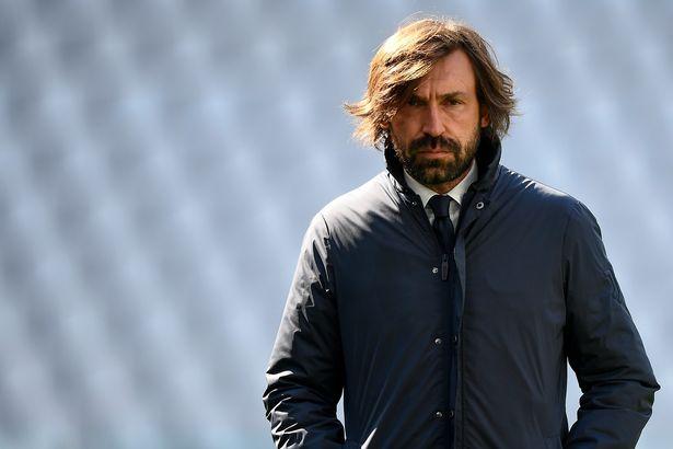 Andrea Pirlo is under pressure at Juventus
