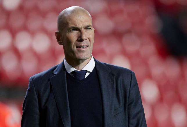 Zidane has denied the claims