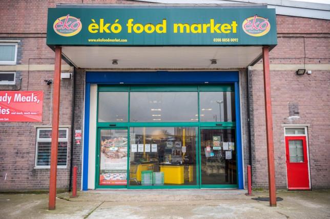 EKO food market