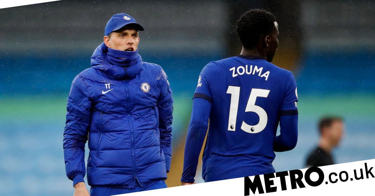 Zouma Chelsea