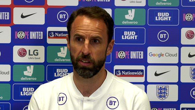 England Euro 2020: Gareth Southgate press conference