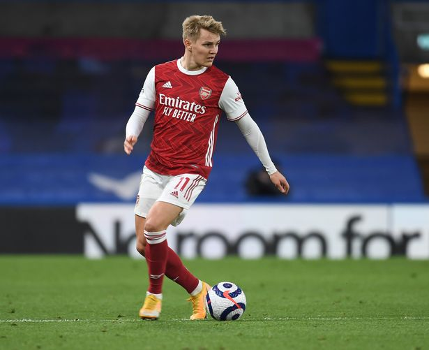 Martin Odegaard was an instant success at Arsenal after joining on loan in January