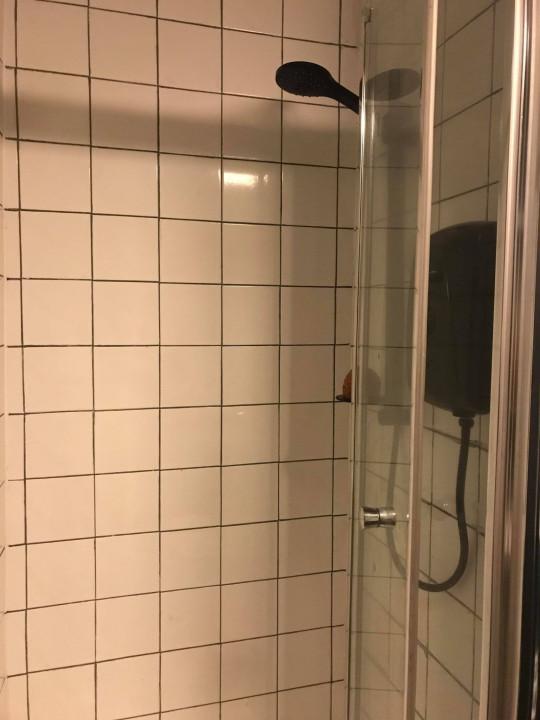 shower after makeover