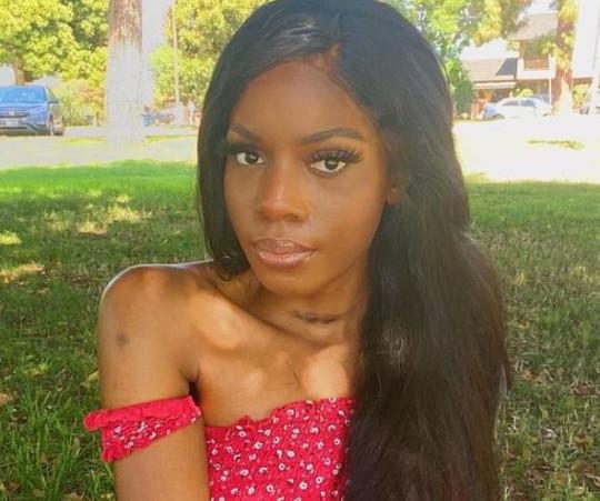 Esther Olu, a US-based cosmetic chemist who posts on Instagram as @themelaninchemist