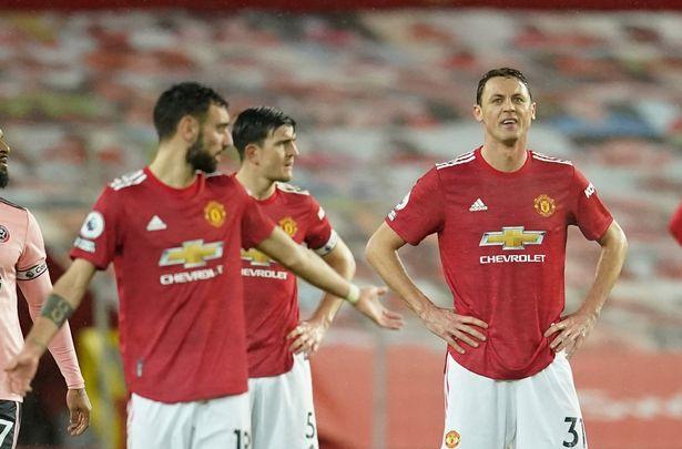 Nemanja Matic has struggled for gametime at Manchester United