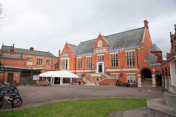 HighGate School in Highgate, North London costs £18,000 to attend