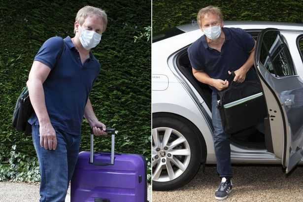 Grant Shapps returns home after being caught out over covid travel bans