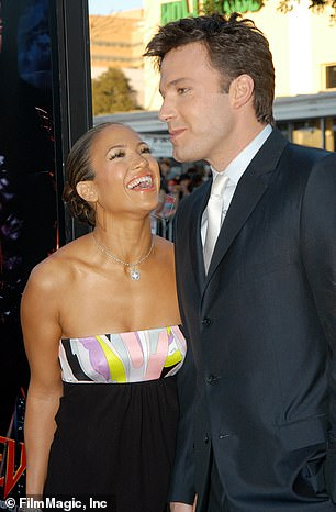 Bennifer is back: Ben and Jen rekindled their romance last month. They dated the first time round from 2002 to 2004