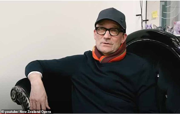 The plan has already hit trouble, with a third of NZO's board resigning after repeated clashes with the publicly funded company's British-born director, Thomas de Mallet Burgess (pictured), whohas defended his project as 'completely unique' and said 'the people who know about this project have instantly found it fascinating'
