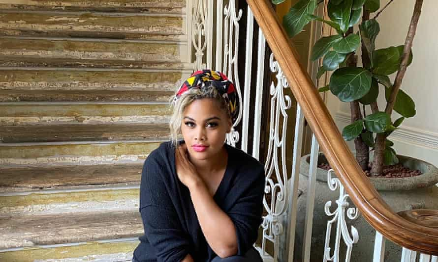 Zuleika Philips, the founder of the African-themed wellness brand Pleasure Drum.