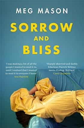 Sorrow and Bliss by Meg Mason book cover