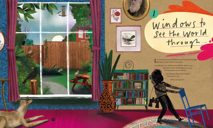 Dara McAnulty - Wild Child - inside illustrations - Illustrated by Barry Falls