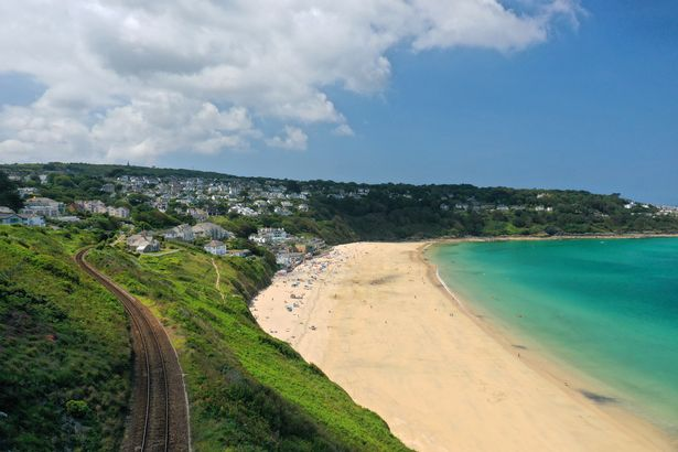 Carbis Bay, St Ives, Cornwall