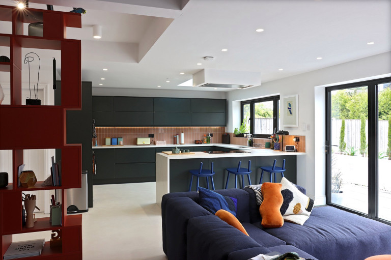 What I Own: Kasia - the open plan downstairs
