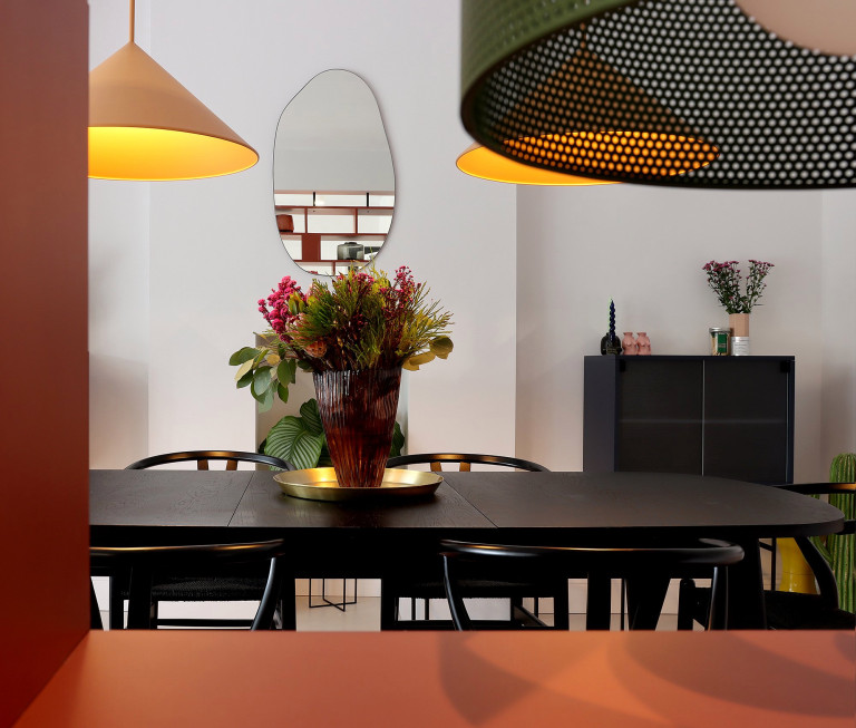 What I Own: Kasia - the dining room