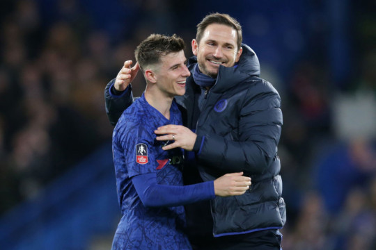 Jose Mourinho says Frank Lampard gave Mason Mount 'incredible conditions' to thrive at Chelsea