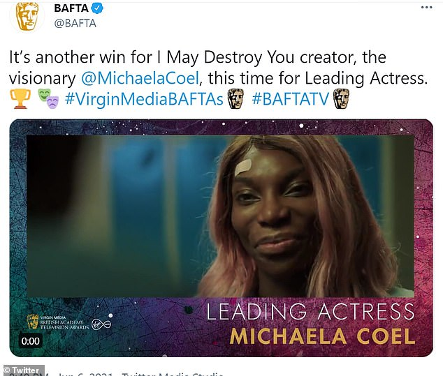 Plot: The show follows Arabella as she comes to terms with a sexual assault after her drink was spiked at a nightclub, in a storyline based on the harrowing real-life experience of Michaela