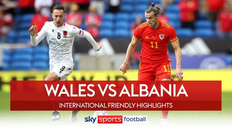 Wales 0-0 Albania