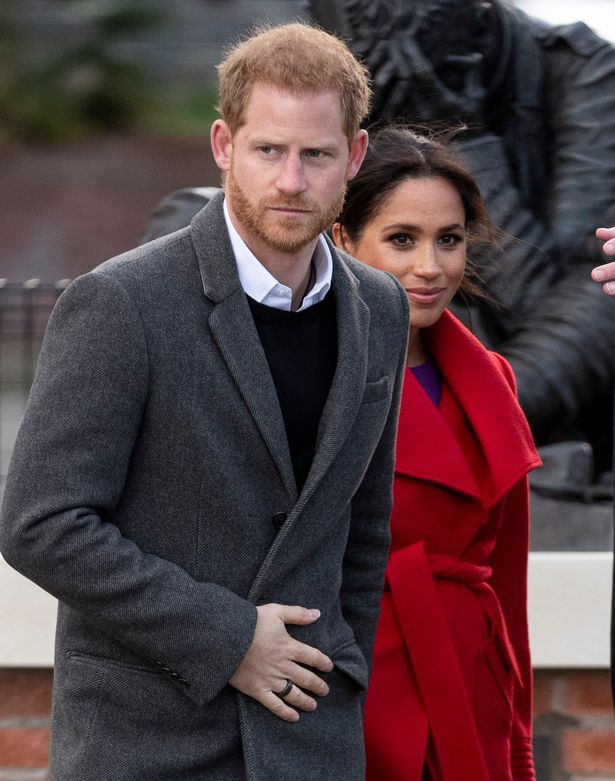The Duke and Duchess of Sussex welcomed their second child on Friday