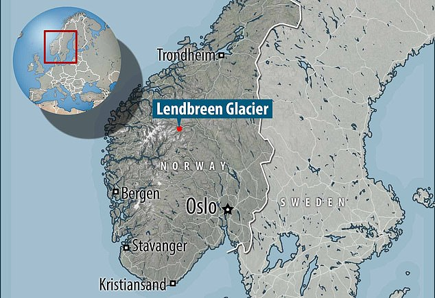 Climate change is creating a valuable archaeological in Norway, which was an ancient passageway used by Vikings for thousands of years and littered with forgotten artifacts.The Lendbreen ice patch has produced more than 6,000 artifacts since archaeologists began investigating the area