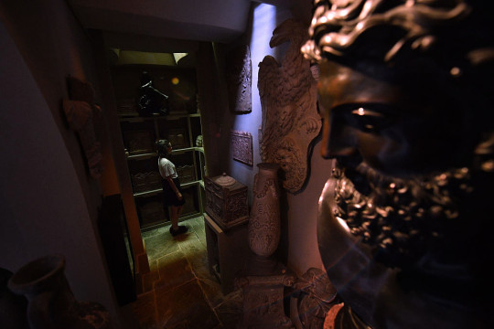 Renovation Work Is Completed At The Sir John Soanes Museum
