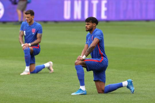 England intend to take the knee throughout the Euros