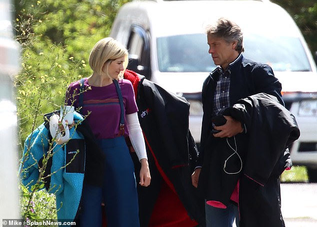 Departing?Jodie reportedly told BBC bosses that she won't be returning to the popular series following the conclusion of the upcoming series 13