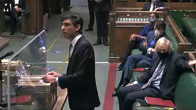 Budget: Rishi Sunak extends stamp duty holiday until June 30