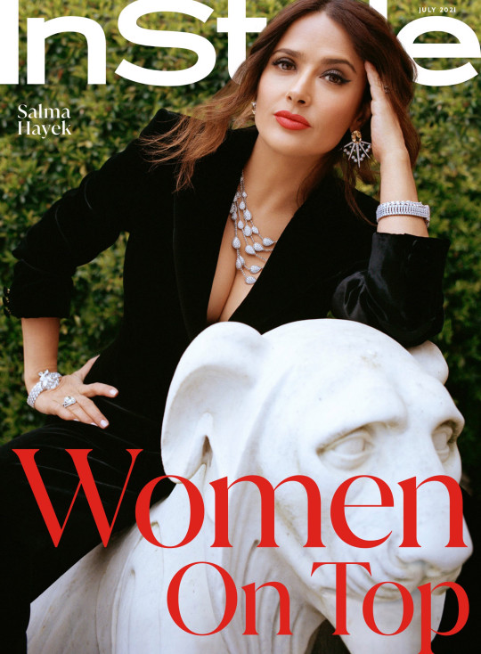 Salma Hayek on marriage, Hollywood and Harvey Weinstein