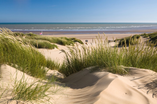 6. Camber Sands Beach, East Sussex