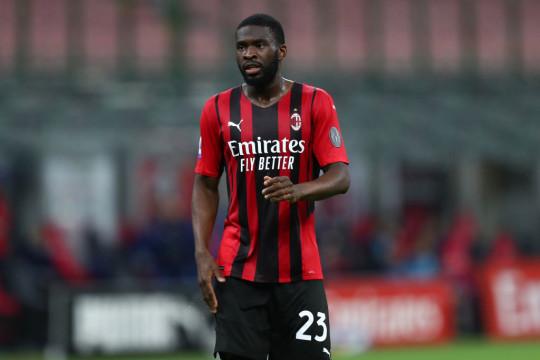 Tomori moved to Milan on loan in January