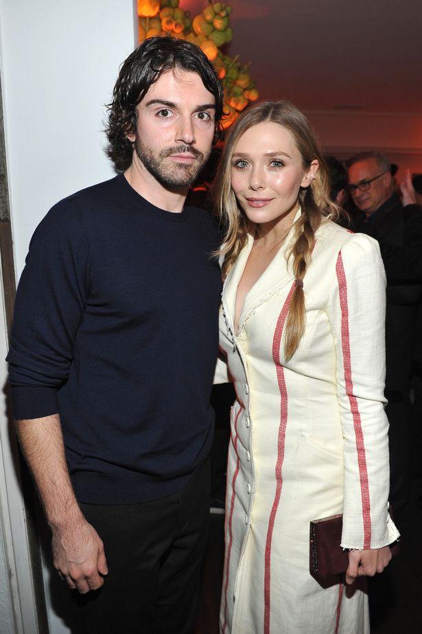 Elizabeth Olsen marriage
