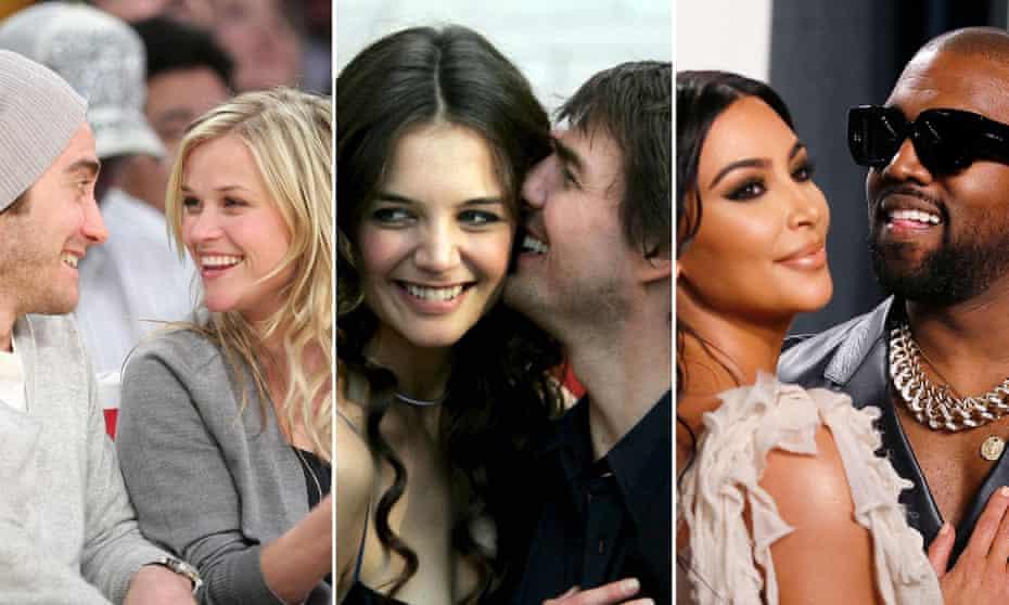 Celebrity fusions … Gyllenspoon, Tomkat and Kimye.