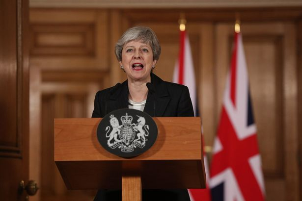 """Ex-PM Theresa May is among Tories who warned the cut - until further notice due to Covid - is having a """"devastating impact"""""""