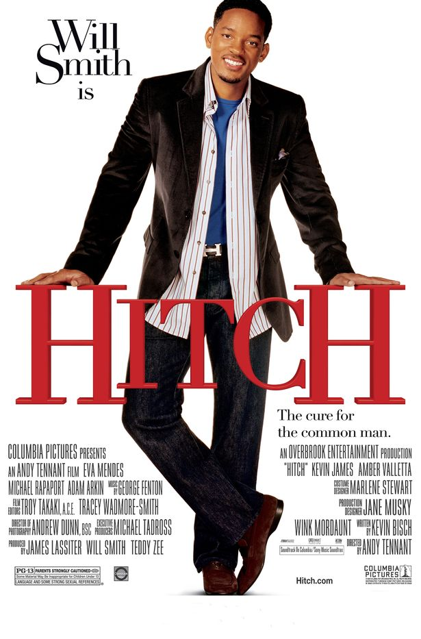 The Hitch movie poster