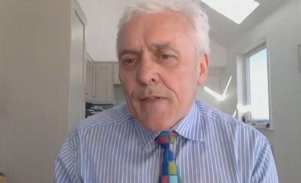 Professor Anthony Costello,