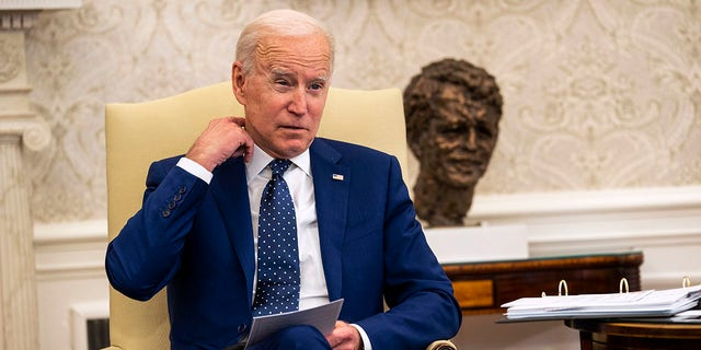 """As President Biden's tenure in the White House hits the 100-day milestone, media watchdogs and journalism professors alike have noticed that journalists are """"overwhelmingly favorable, polite, and gentle"""" when covering the current administration."""