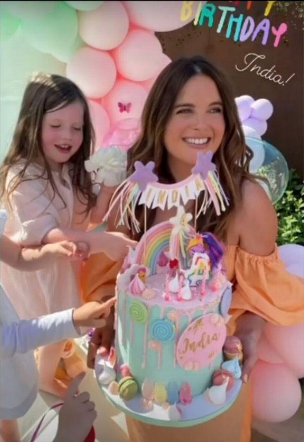 Binky daughter birthday
