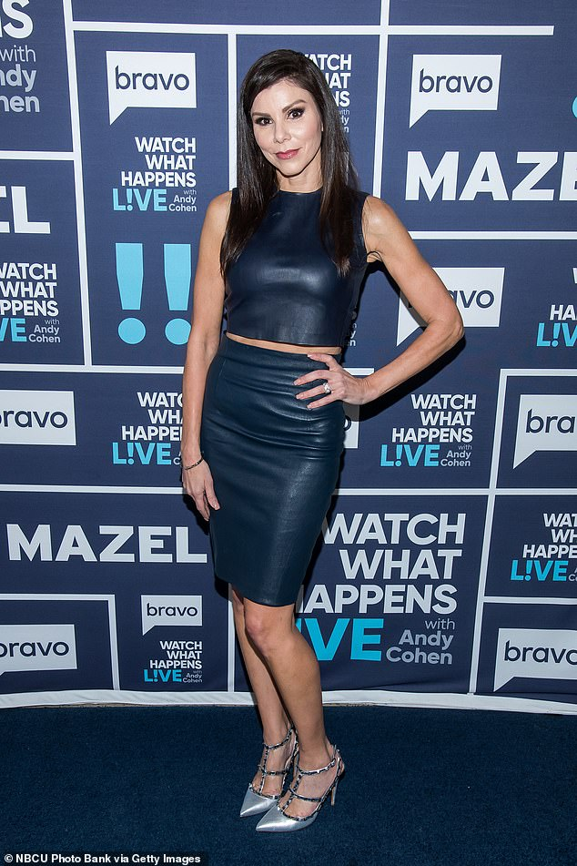 Get the champs! Heather Dubrow is set to make a triumphant return to the show after taking four seasons off following her last stint in 2016 for season 11; seen in 2018