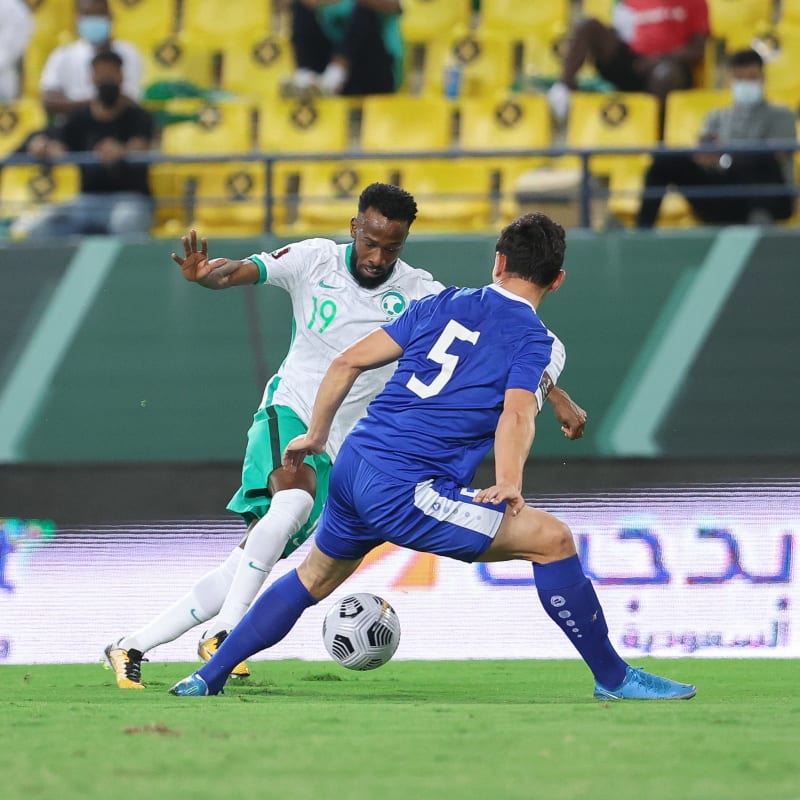 Saudi Arabia vs Uzbekistan, FIFA World Cup Qatar 2022 qualifying
