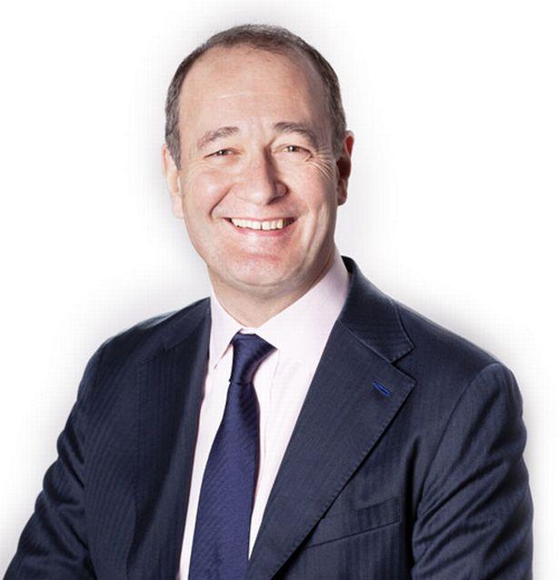 Tory candidate Peter Fleet