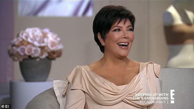 TV show:Kris though said they were in fact famous because they had a TV show and not famous for being famous
